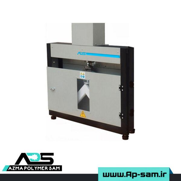 دستگاه خمش فشاری پروفیل U-PVC