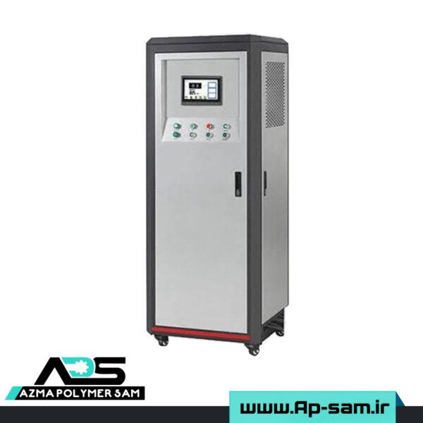 دستگاه فشار هیدرواستاتیک و ترکیدگی اتوماتیک