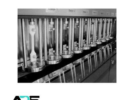 دستگاه کشش نیرو ثابت (خزش) پلیمرها